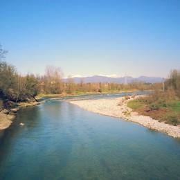 Passerella sul fiume Brembo: stanziati 100 mila euro dalla Regione