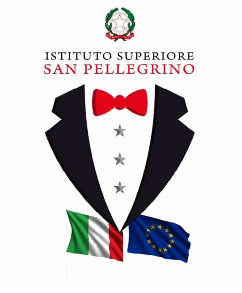 Il logo dell'Istituto Superiore San Pellegrino