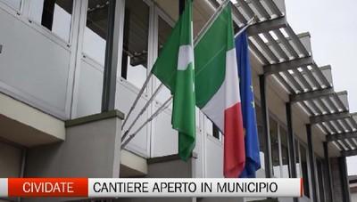 Rivoluzione in arrivo al municipio di Cividate
