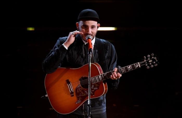 Italian singer Wrongonyou