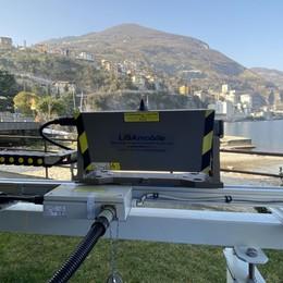 Tavernola, il radar di Stromboli punta il suo scanner sul Saresano
