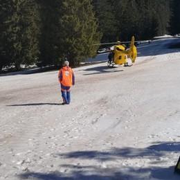Tragedia agli Spiazzi di Gromo: colto da malore muore sulle piste da sci