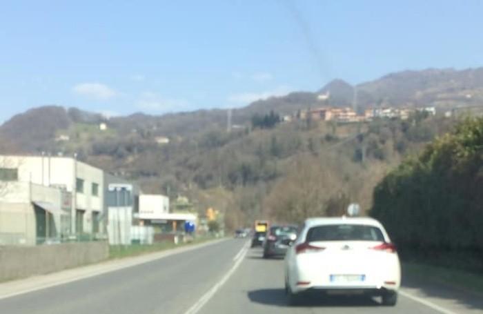 La  situazione in Valle Seriana: lunghe code anche a Clusone