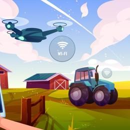 Un'agricoltura  sempre più all'avanguardia col  sostegno giusto può crescere ancora