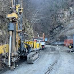 Valle Taleggio, finalmente il nuovo ponte Atteso da 7 anni: sarà pronto per fine 2021