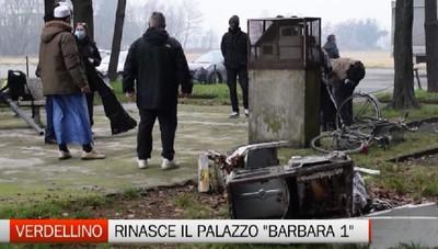 Verdellino, la rinascita dal palazzo Barbara 1
