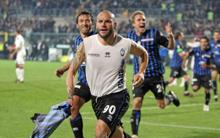 Atalanta-Torino è la partita del Tir, il «triplo» ex che nel 2010 segnò all'ultimo respiro, senza paura di esultare