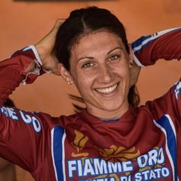 Campionessa di motocross, il suo sorriso un «motore» nella lotta contro il cancro