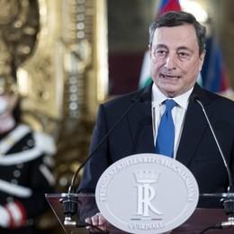 «Dialogo, leadership e competenza.  Ecco il  metodo Draghi»