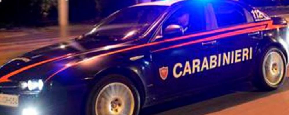 Festa serale in un locale di Seriate Musica e balli, arrivano i Carabinieri