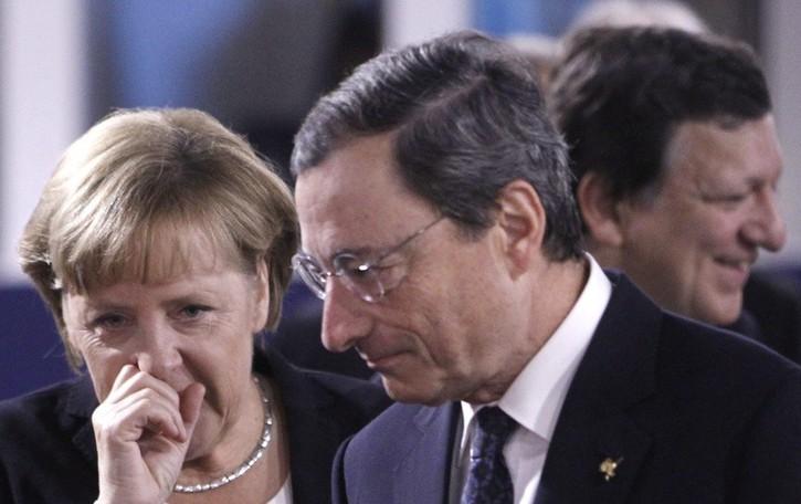 La Germania prima ostile ora spera in Draghi