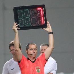 L'Atalanta colpita dalle perdite di tempo. E' un problema (solo) del calcio italiano: a porte chiuse si gioca il 3% in meno