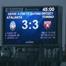 Lo sfogo di Caudano: «Io, atalantino, uscito dal coma col  3-3 col Torino. A voi sembra un incubo, per me è un sogno»