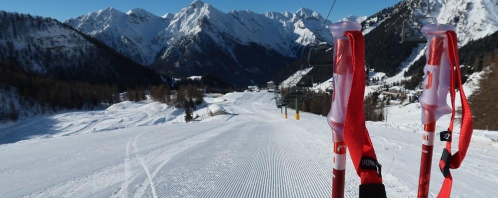 Sci, impianti aperti dal 15 febbraio Venerdì flash mob in montagna