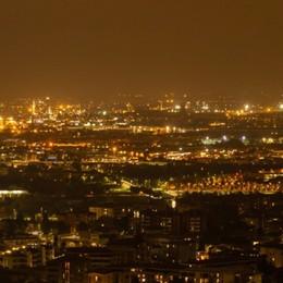 Troppa luce, salute e ambiente a rischio