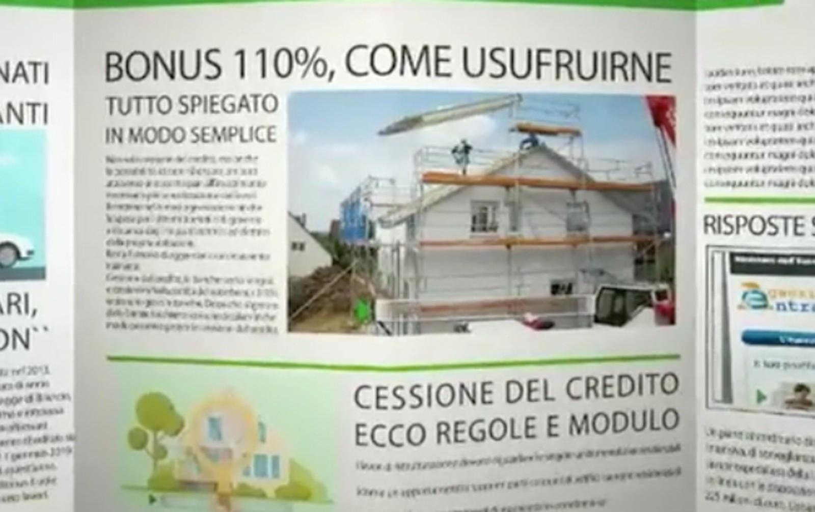 Bonus 110% e condominio, come prepararsi senza fare errori. Guarda la trasmissione Tv