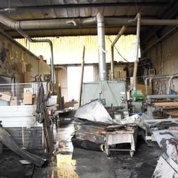 Rogo di Orio, danni per 300 mila euro L'azienda: «Ma ce la faremo a ripartire»