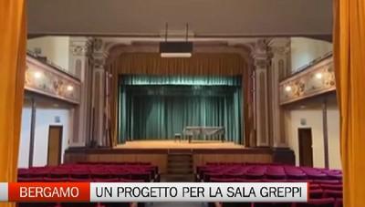Bergamo: parte il restauro della sala Greppi, primo passo per il recupero del quartiere