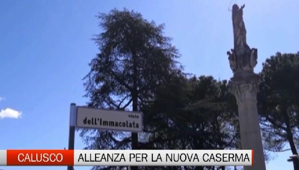 Calusco: alleanza di comuni per la nuova caserma dei Carabinieri