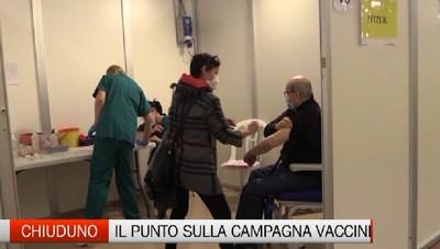 Chiuduno, il punto sulla campagna vaccinale