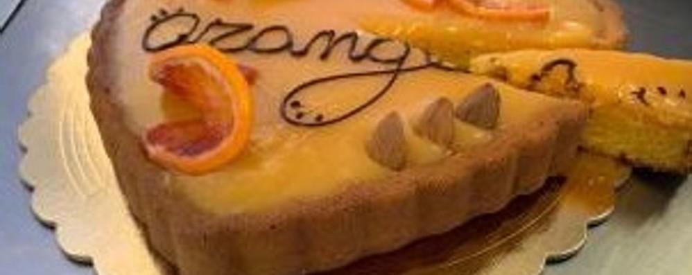 Crostata alla crema di arancia per le vostre feste più speciali