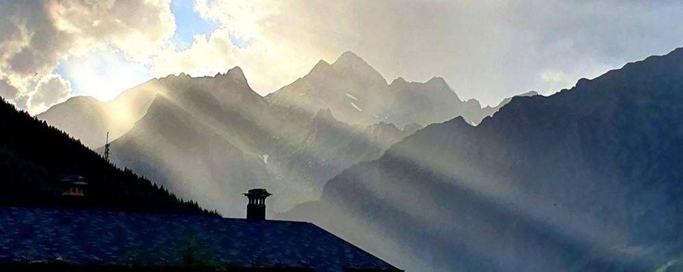 In arrivo la pioggia, giù le temperature ma a Bergamo Pasqua con il sole