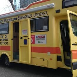 Vaccinazioni anti Covid a Valgoglio Scende in campo anche l'Unità mobile