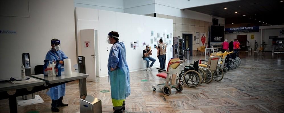 Vaccini a Bergamo, Poste è pronta ma si parte su meno hub
