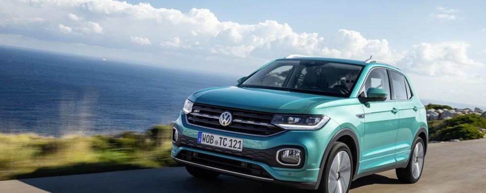 Volkswagen T-Cross in versione Sport
