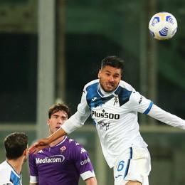 Atalanta, la riscossa di Palomino: contro la Fiorentina una prestazione in netta crescita. Dati e campetti Instat
