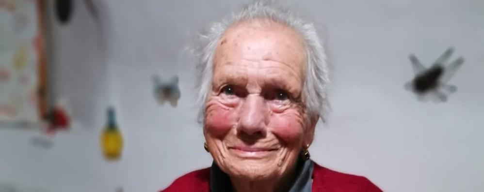 Branzi piange Enrichetta e il suo sorriso contagioso. Si è spenta a 95 anni la «Regina» di Radio Alta