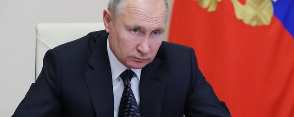 Tra russia e ucraina  il confine della paura