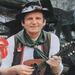 Anima del folk in Val Brembana, addio a Pierino: fondò il gruppo «Me, lü e chel'oter»