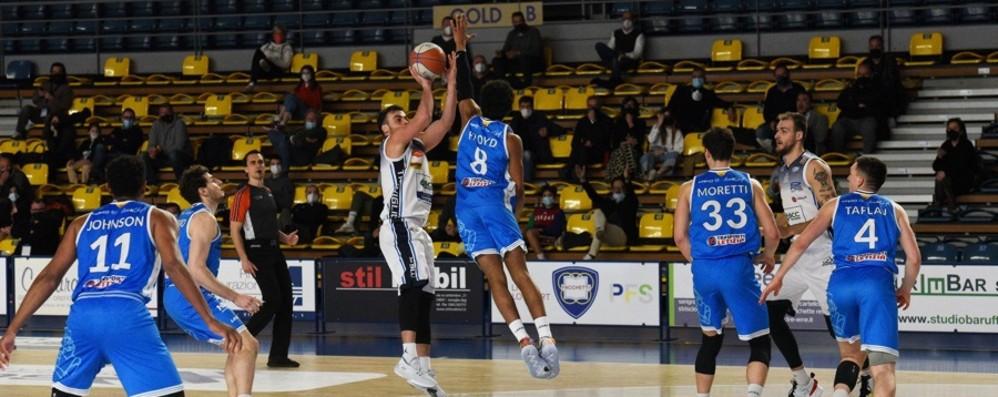 Basket A2, Treviglio ai playoff. Decisiva la vittoria di Udine su Trapani