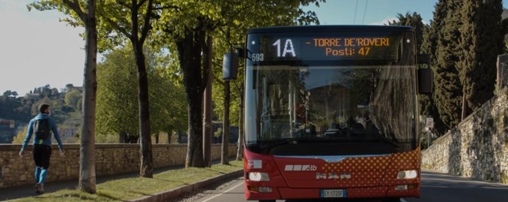 Contro l'affollamento dei mezzi pubblici sui bus dell'Atb arriva il conta passeggeri