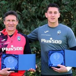 Premio Apport, Gollini miglior portiere della Serie A. Riconoscimento anche al suo preparatore Biffi