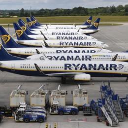 Ryanair lancia nuove rotte da Orio per l'estate. Aumentano i voli per la Grecia