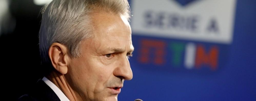 Serie A, l'Atalanta e altri sei club chiedono le dimissioni di Dal Pino