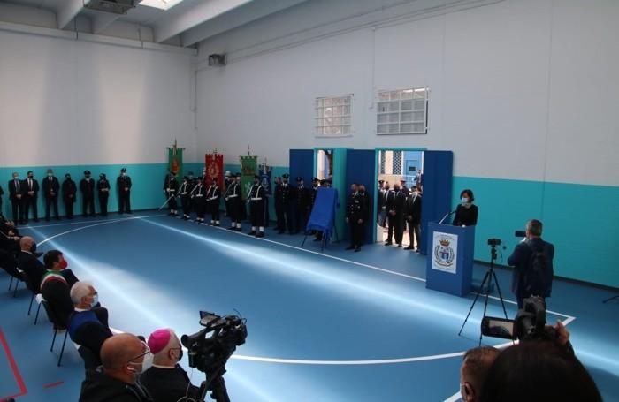 In carcere a Bergamo la ministra Cartabia