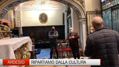 Ardesio, Galli: Ripartire da cultura e tradizioni