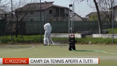 Castel Rozzone prensa anche ai disabili. In arrivo impianti sportivi per tutti