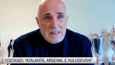 Costanzi: L'Atalanta, l'Arsenal e la scoperta di Kulusevski