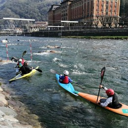 Dopo 30 anni la Val Brembana torna tra le capitali della canoa