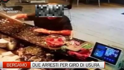 Imprenditore vittima di usura, debiti fino a 1 milione di euro. Due arresti a Bergamo