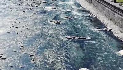San Pellegrino, al via le gare di canoa
