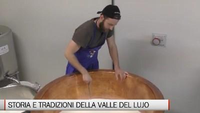 Valle del Lujo, giovane allevatore recupera le tradizioni dell'agricoltura