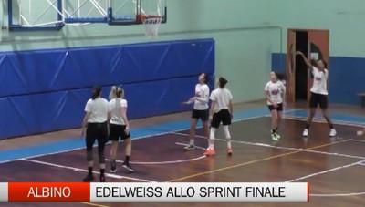 Basket, Edelweiss Albino allo sprint finale