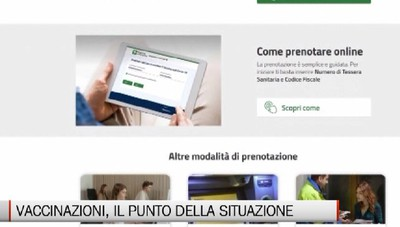 Bergamo - Vaccinazioni, il punto della situazione