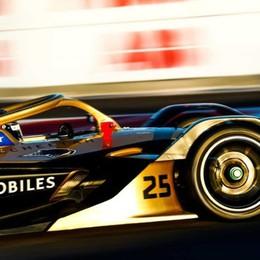 Brembo in Formula E, a Roma in pista i freni green che nascono a Curno