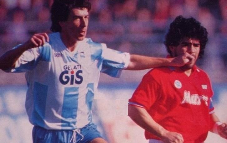 Gasp, il Pescara e la Fiorentina. Sette gol e una classifica cannonieri con un compagno particolare: Tullio Gritti
